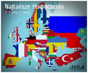 tłumaczenia różne języki angielski niemiecki polski francuski włoski hiszpański rosyjski ukraiński słowacki czeski